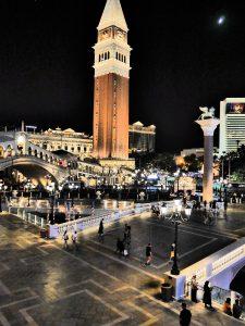 une autre ville nouvelle : Venise sur Las Vegas