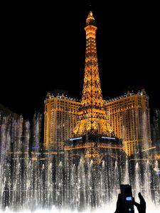 Une ville nouvelle : Paris sur Las Vegas