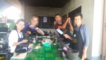 Chang Mai cours cuisine